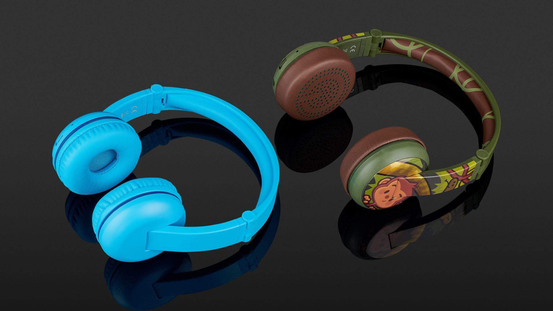 Onanoff Buddyphones Play and Wave