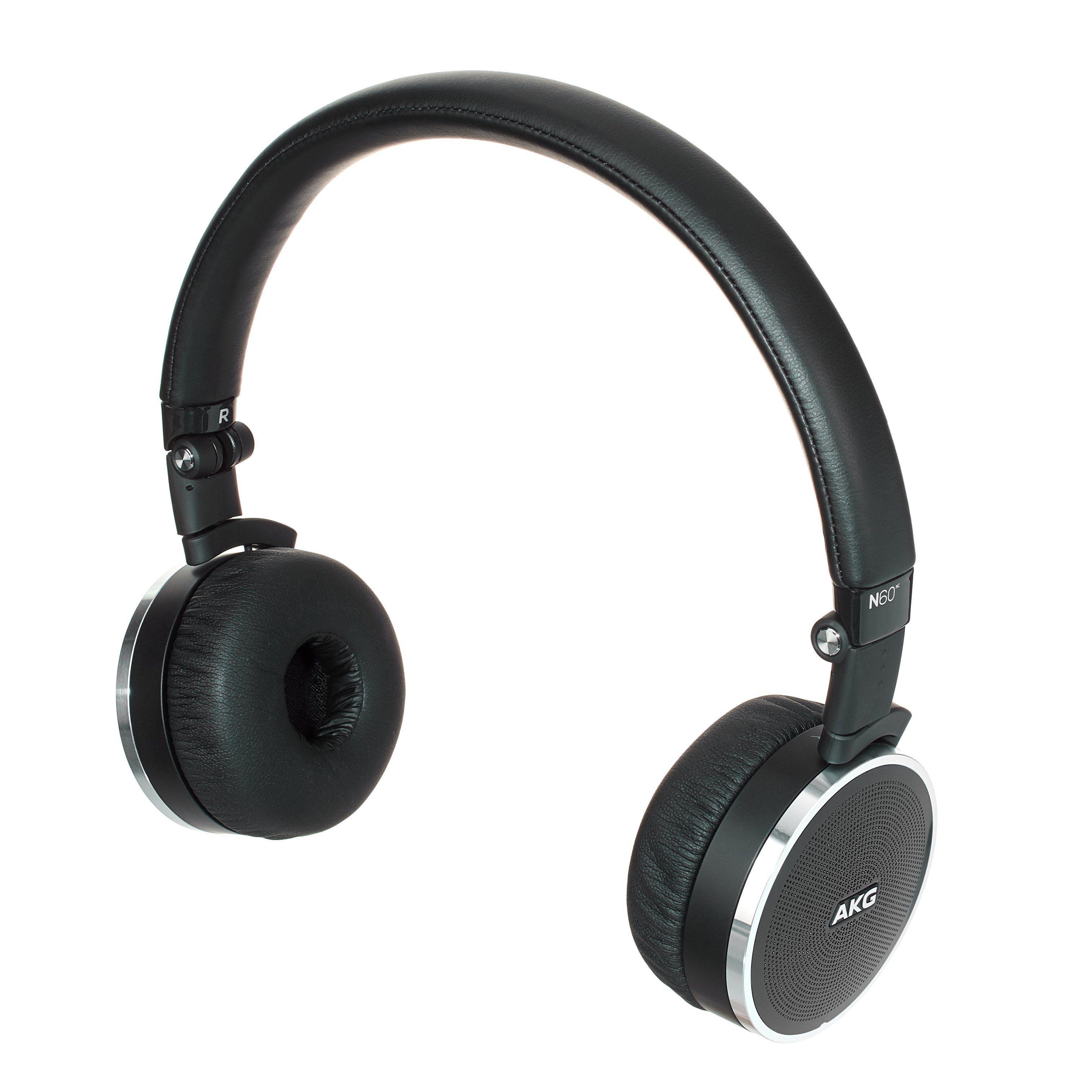 AKG N60 NC Review | headphonecheck com